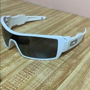69d635c9fd805 Men s White Oakley Sunglasses on Poshmark
